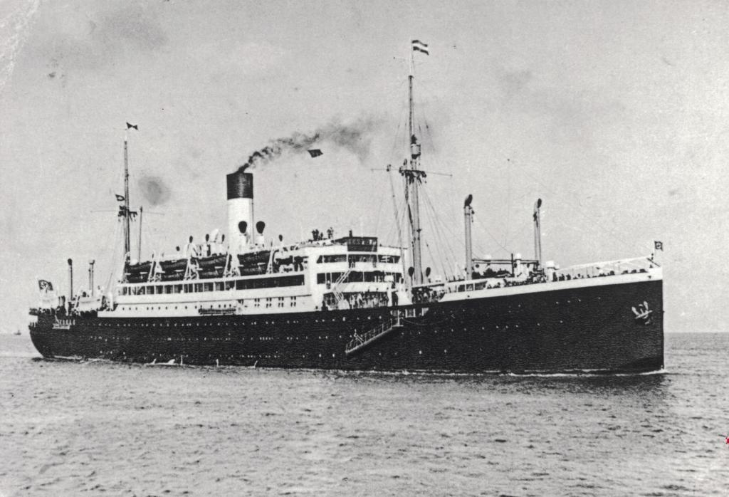 DasFlüchtlingsschiff
