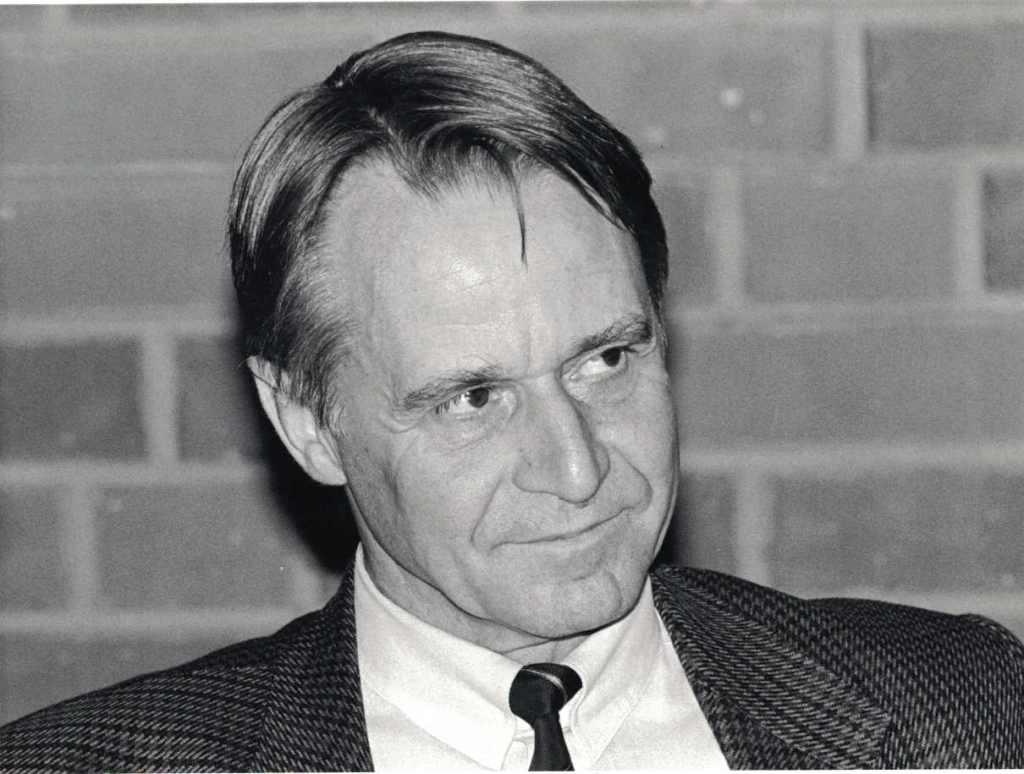 Foto Henning Scholz 22. November 1991