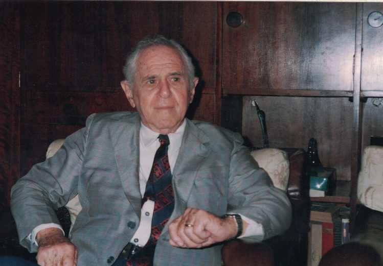 Carl Heinz Streit 1990 Belo Horizonte
