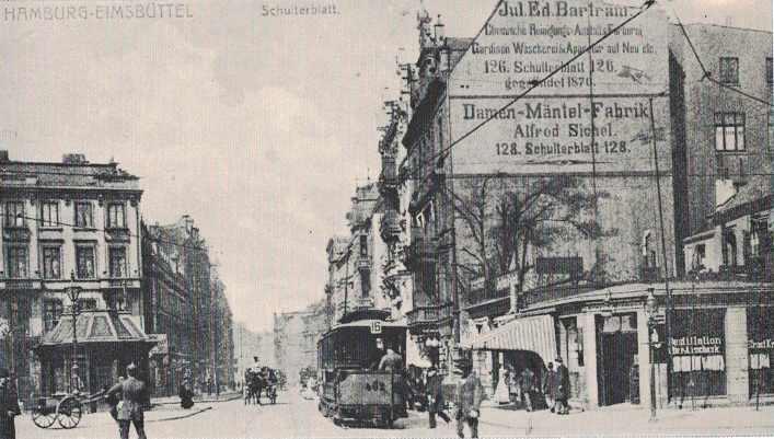 Schulterblatt