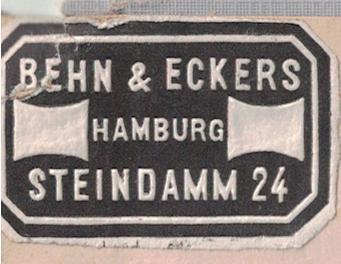 Behn&Eckersklein