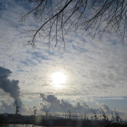 Vattenfall Kohlekraftwerk