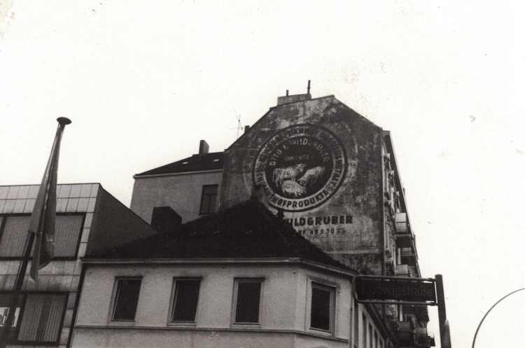 Otto F. Wildgruber Reklame