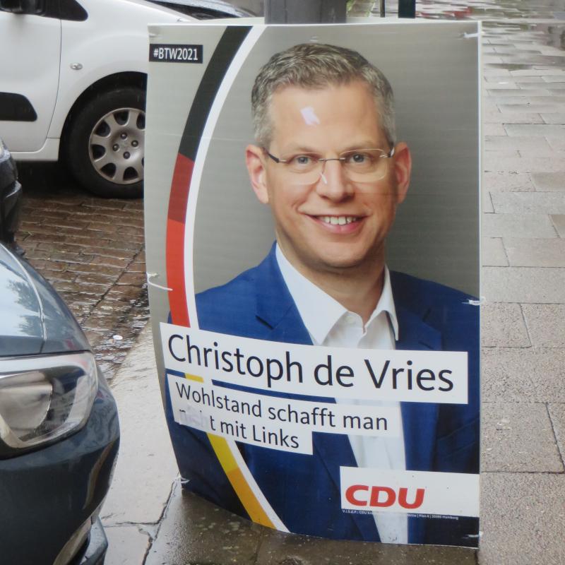 Hätte man gar nicht gedacht von der CDU